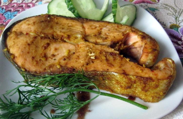 рецепты рыбы мультиварки и пароварки