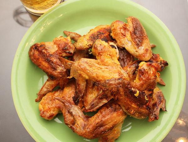 рецепт из куриных крылышек в соево медовом в мультиварке