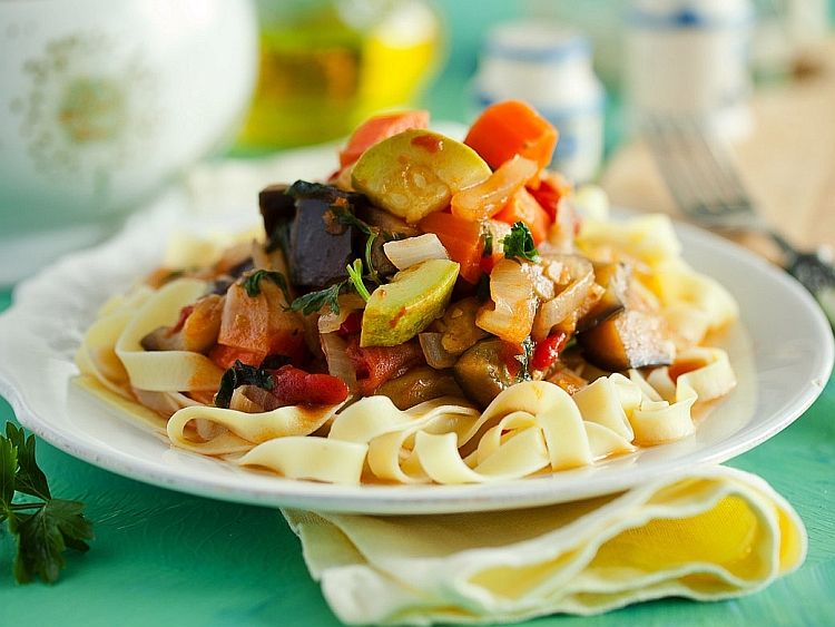 рецепты для мультиварки овощное рагу