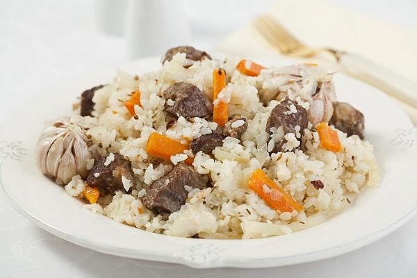 рецепты для мультиварки приготовление риса